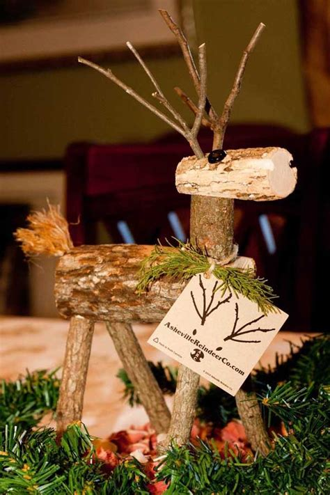 Diy Wood Christmas Decoration