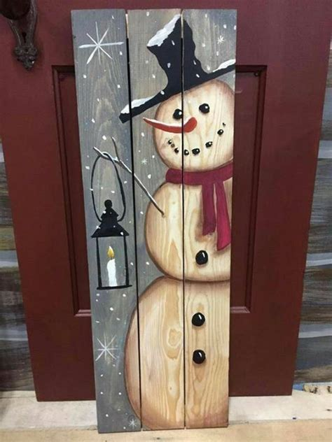 Diy Wood Christmas From Planks For Beginners