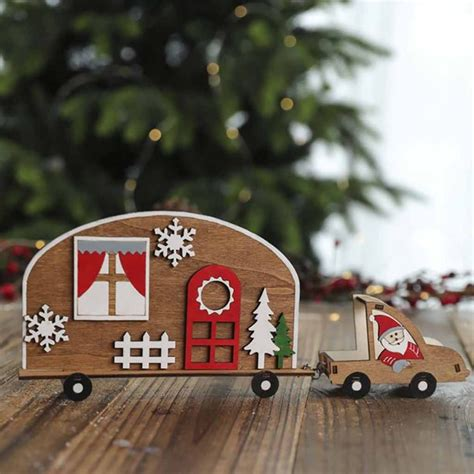 Diy Wood Christmas Gifts Santa