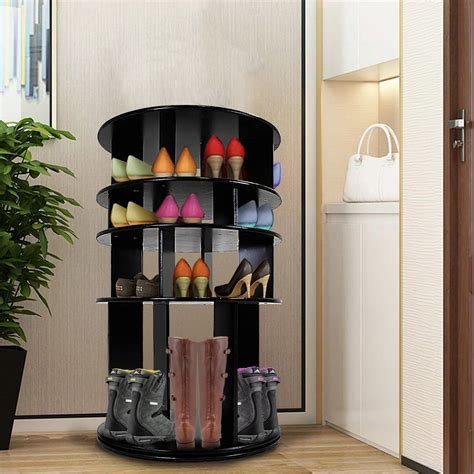 Diy Wood Circle Shelf Stand