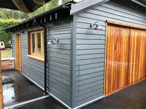 Diy Wood Clad Garage Door