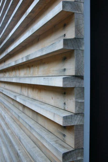 Diy Wood Cladding Details