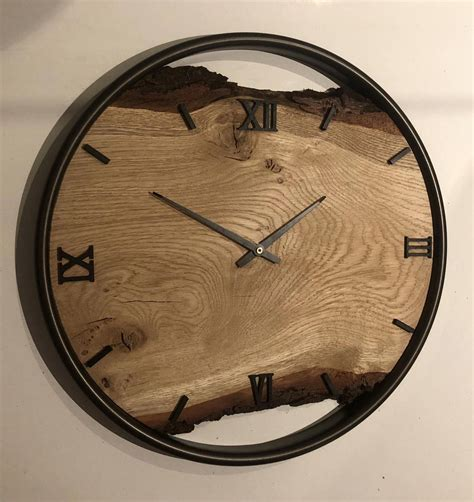 Diy Wood Clock Tutorial Ae