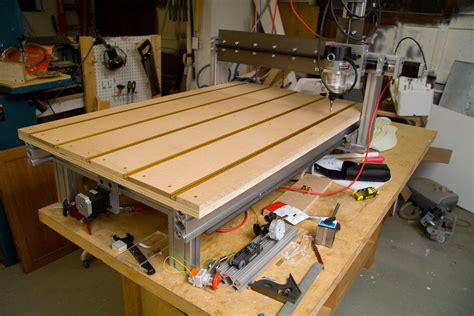 Diy Wood Cnc Plans For Making