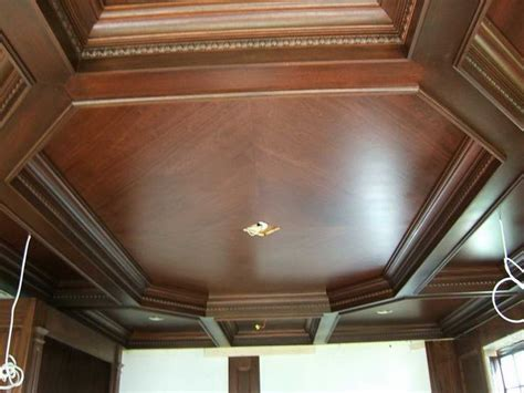 Diy Wood Coffered Ceiling Kits