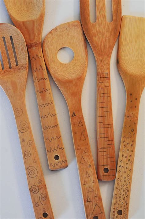 Diy Wood Cooking Utensils