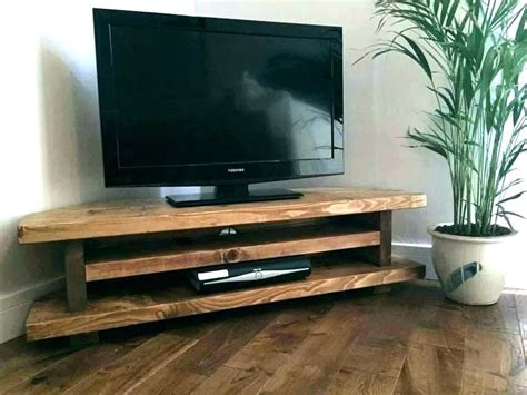 Diy Wood Corner Tv Stand