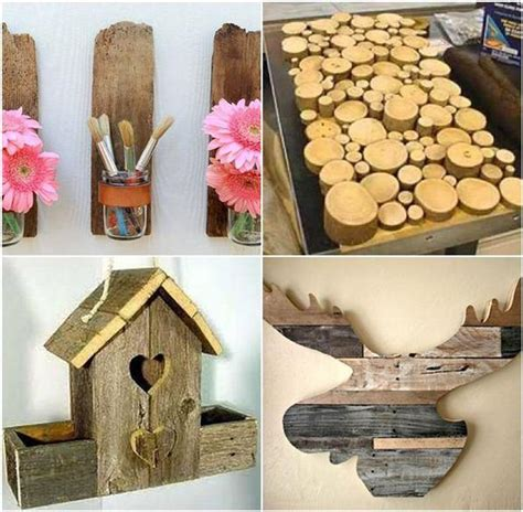 Diy Wood Crafts
