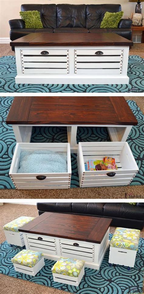 Diy Wood Crate Projects For Storage