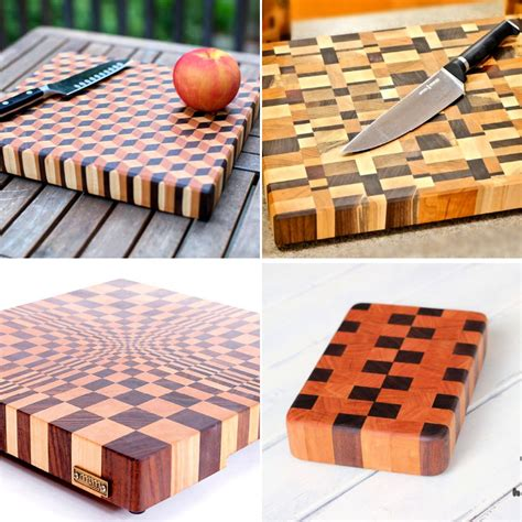 Diy Wood Cutting Board Plans