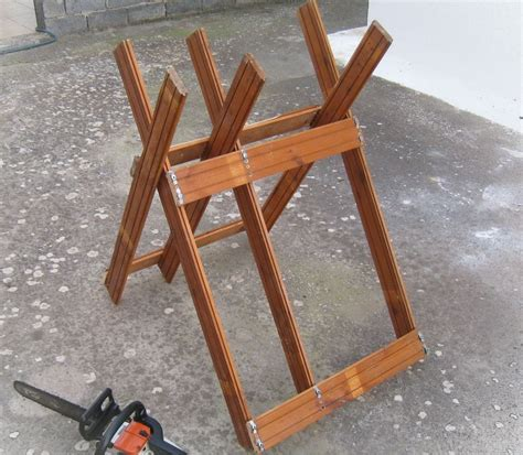 Diy Wood Cutting Stands