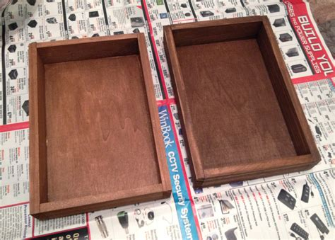 Diy Wood Dice Trays
