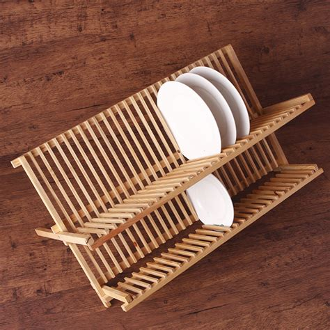 Diy Wood Dish Drying Rack