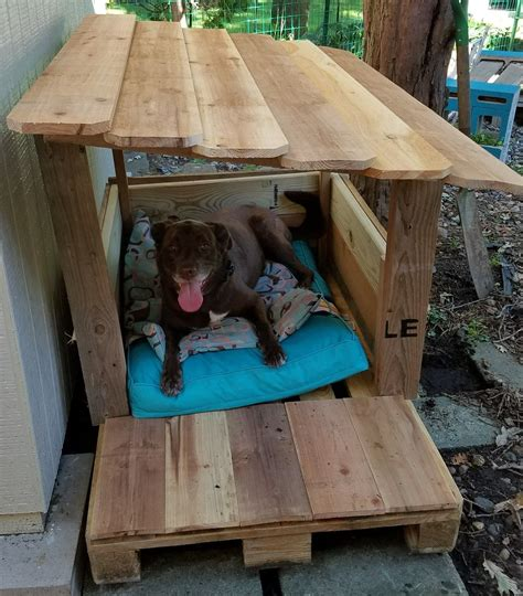 Diy Wood Dog Shelter