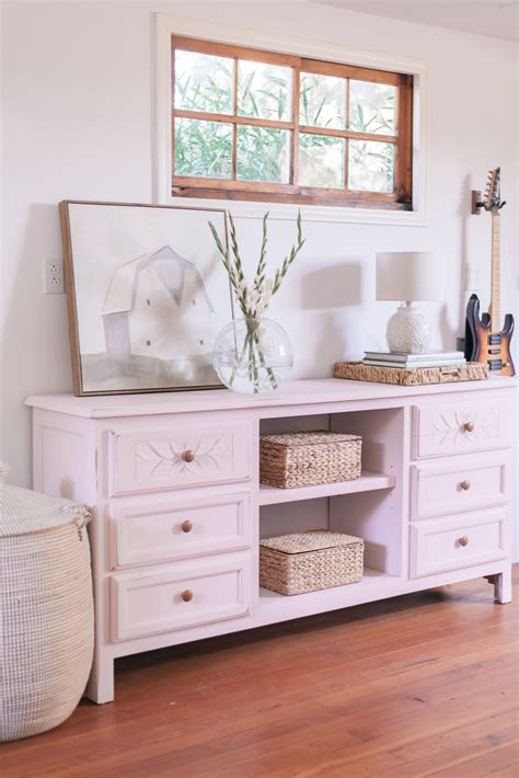 Diy Wood Dresser Makeover