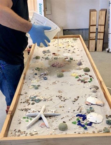 Diy Wood Epoxy Table Tops