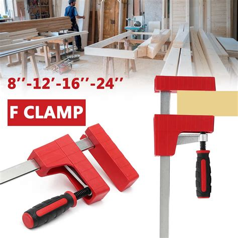 Diy Wood F Clamps Sizes