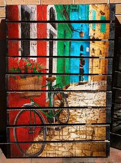 Diy Wood Fence Art Sketches