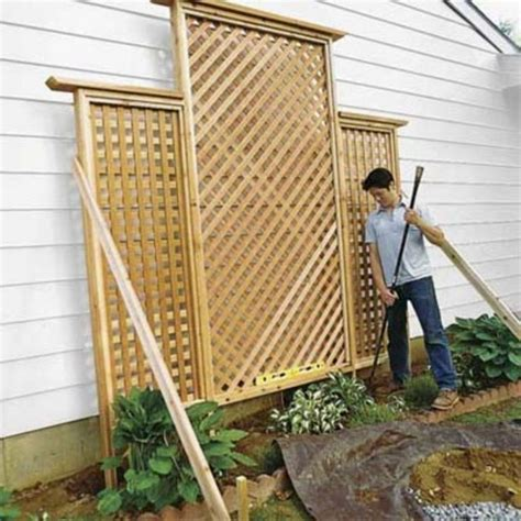 Diy Wood Fence Plans Free