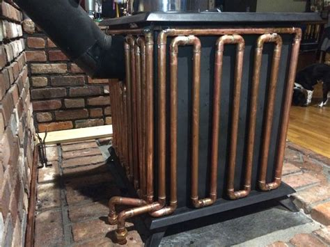 Diy Wood Fired Hydronic Heating Systems