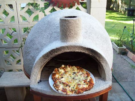Diy Wood Fired Pizza Oven Easy Baked