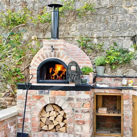 Diy Wood Fired Pizza Oven Ukrainian