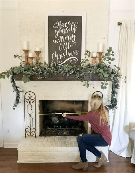 Diy Wood Fireplace Covering