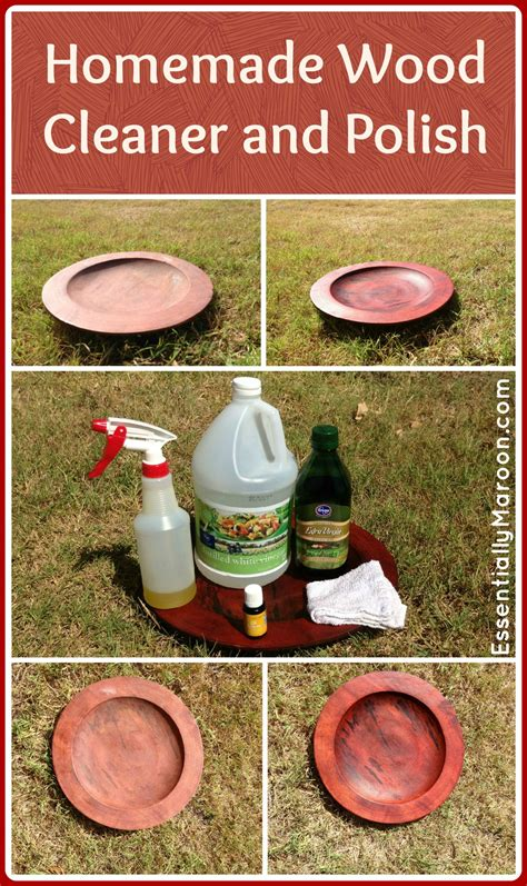 Diy Wood Firniture Polish