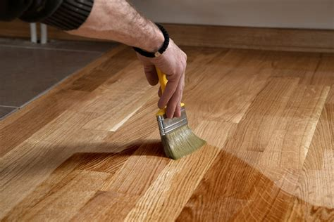 Diy Wood Floor Refinishing Stain Removal