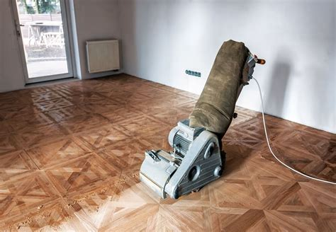 Diy Wood Floor Sanding