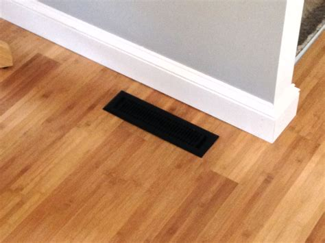 Diy Wood Floor Trim