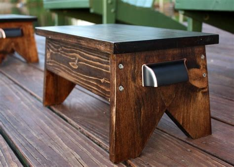 Diy Wood Footrest