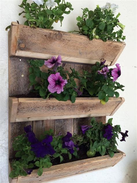 Diy Wood Gardening Ideas