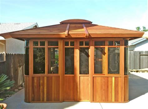 Diy Wood Gazebo Kits