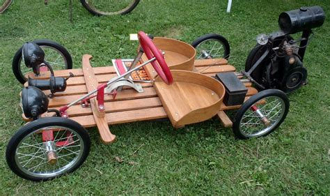 Diy Wood Go Kart