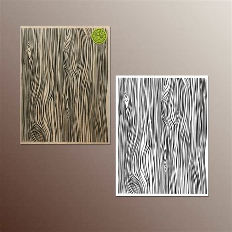Diy Wood Grain Stamp Images