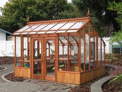 Diy Wood Greenhouse Kits