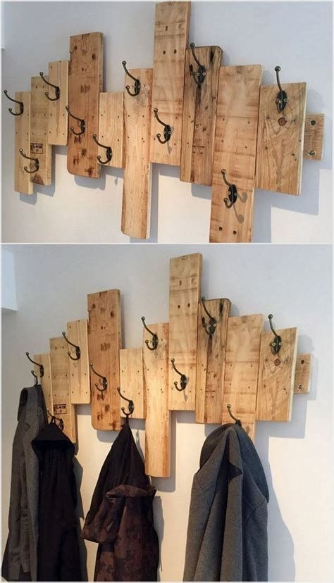Diy Wood Hat Racks