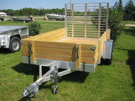 Diy Wood Hauling Trailers