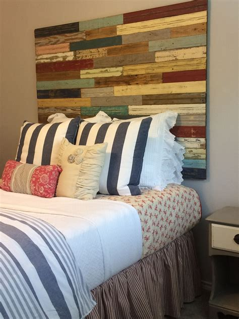 Diy Wood Headboards Bead Board Plans
