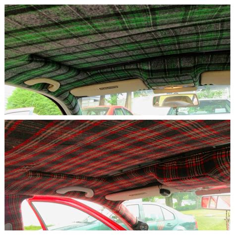 Diy Wood Headliner For Car