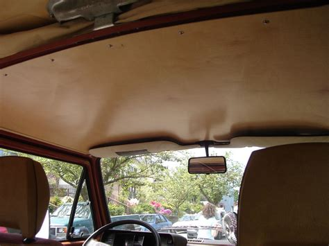 Diy Wood Headliner Vanagon