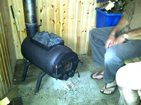 Diy Wood Heater No Welding Face