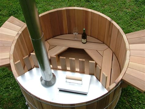 Diy Wood Hot Tub Plans