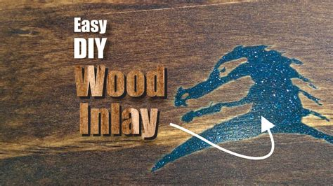 Diy Wood Inlay Video