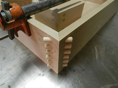 Diy Wood Insert For Miter Joint