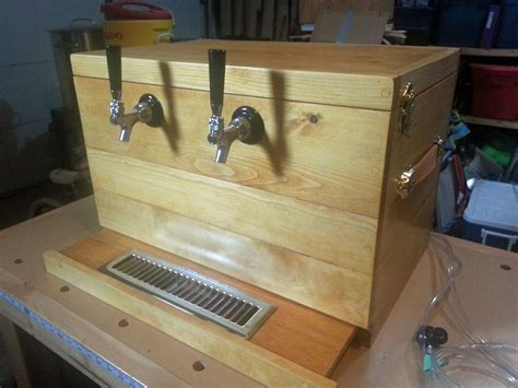 Diy Wood Jockey Box
