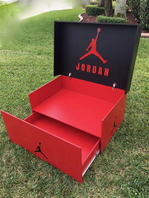 Diy Wood Jordan Shoe Rack