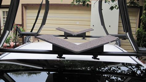 Diy Wood Kayak Gull Wing Rack For Grill