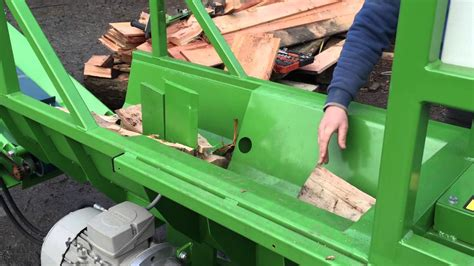 Diy Wood Kindling Splitter Machine